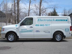 Électrotech service à domicile