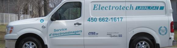 Bienvenue chez Appareil Electrotech Laval inc